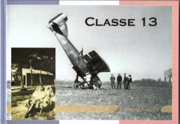 Couverture Classe 13