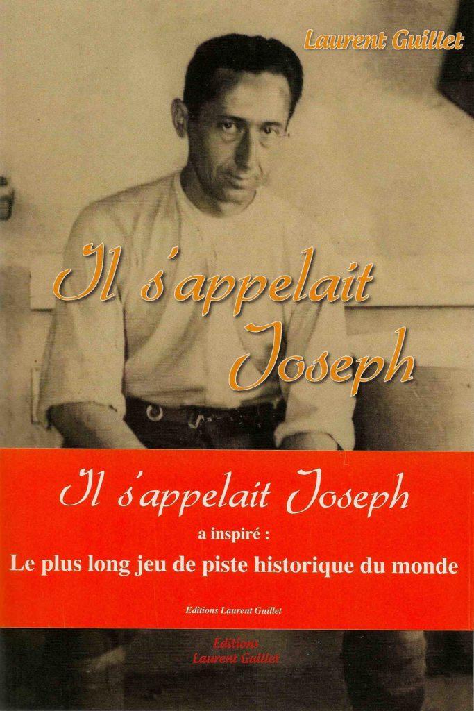 Couverture Il s'appelait Joseph