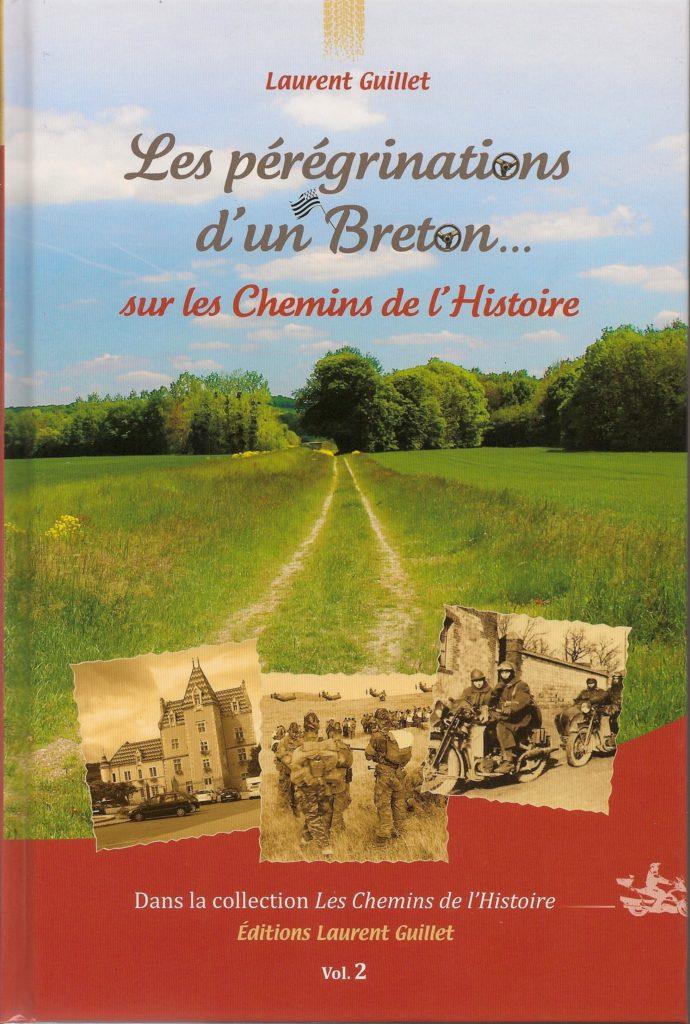 Couverture Les pérégrinations d'un Breton sur les Chemins de l'Histoire – volume 2