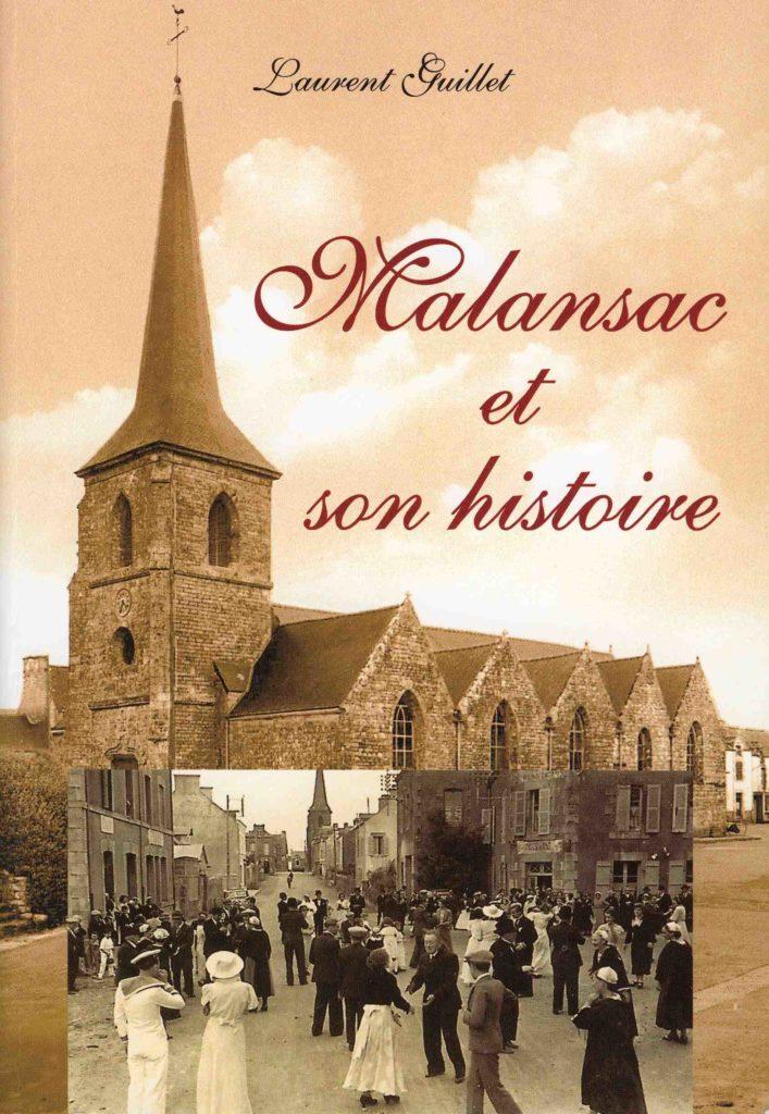 Couverture Malansac et son histoire