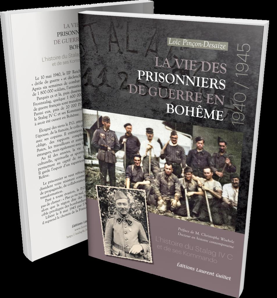 La vie des prisonniers de guerre en Bohême 1940/1945