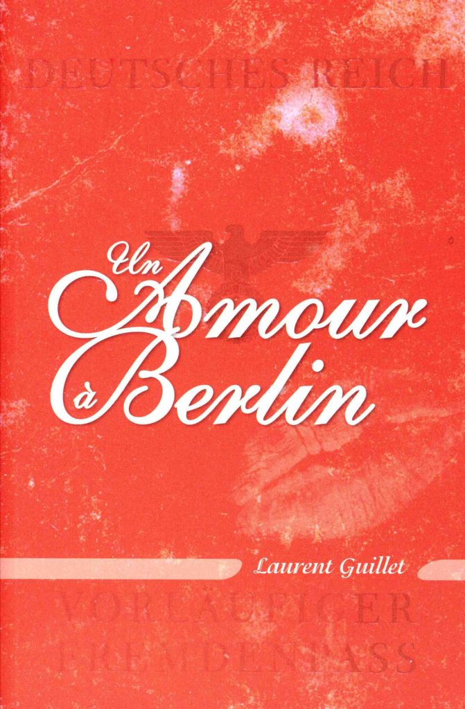 Couverture Un amour à Berlin